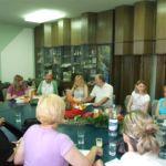 Više od igre - Promocija u Subotici - Međunarodni festival pozorišta za decu 2008. g.