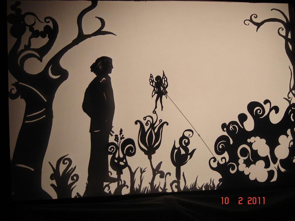 Pozorište senki: predstava Mala vila