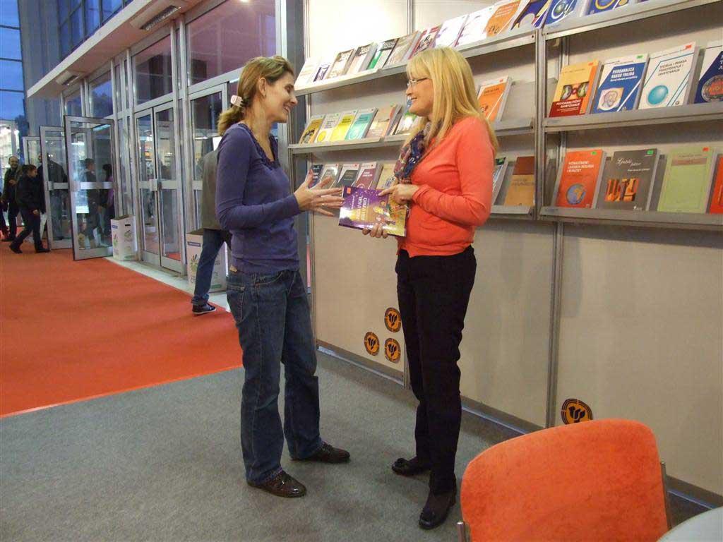 Sajam knjiga 2012