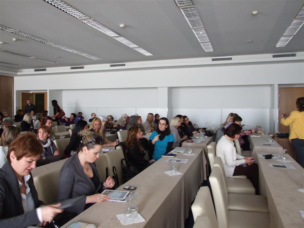 SARAJEVO 2013. Seminar Udruženja predškolskih ustanova