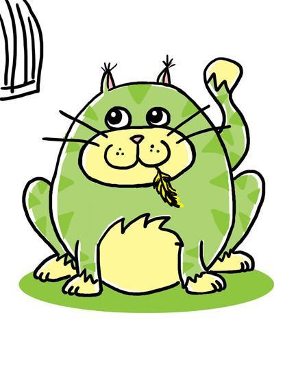 Debela mačka – beogradska verzija