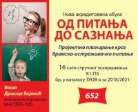 Akreditovani programi ZUOV-a za period 2018-2021