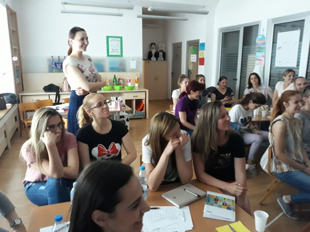 Od pitanja do saznanja - Snupi Beograd - jun 2019