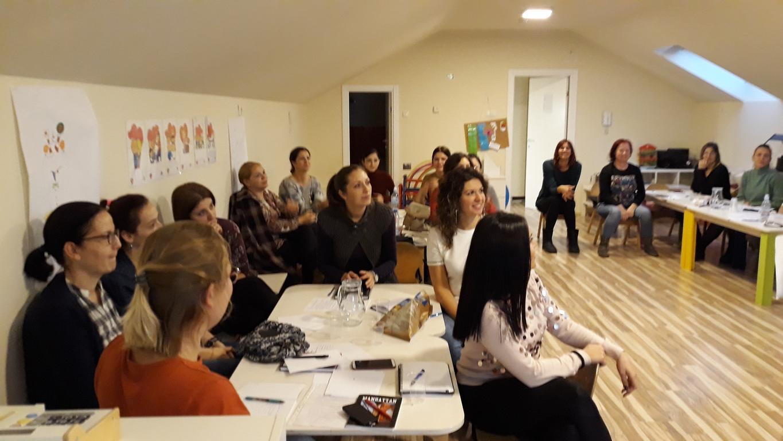 Od pitanja do saznanja - Dobra vila - Novi Sad, novembar 2019